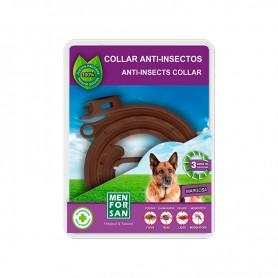 Collar anti insectos para perros con margosa