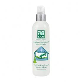 Limpiador higienizante para terrarios 250ml