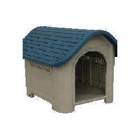 Caseta para perros (60x74x76cm)
