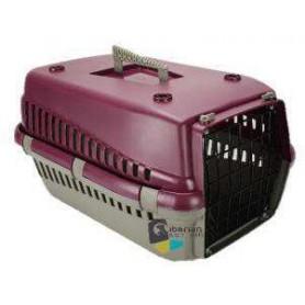 Transportin pequeño para perros y gatos Gin Nº1 (49x33x30cm)