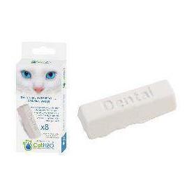 Blister de 8 barritas de higiene oral para Fuentes de Agua Perros y Gatos