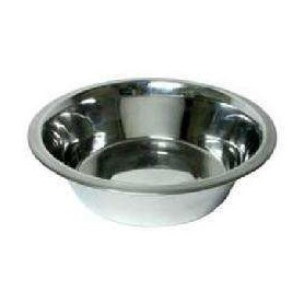 Comedero de Acero Inox. 25cm/2800ml outlet