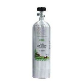 Botella Aluminio De Recarga Co2 De 500ml