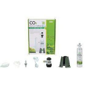 Kit Completo Co2 Con Botella 500ml Y Soporte para acuarios grandes