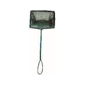 Salabre de malla ancha verde  25x20cm