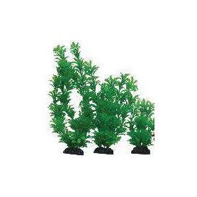 Planta Plástica 10cm Verde