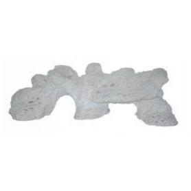 Decoración Rocas Blancas 27x10,5x10cm