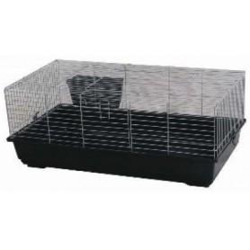 Jaula de conejo enano (100x56x45cm)