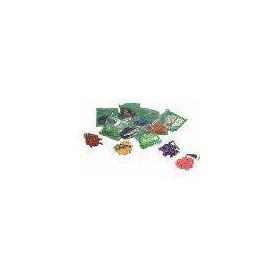 Anillas plásticas Monocolor 2.8mm 100uds