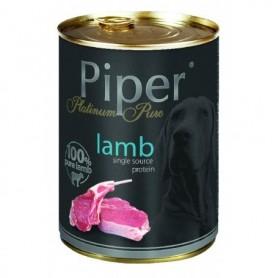 PIPER Monoprotéico - Cordero 100% 400gr Lata