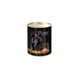 PIPER - Pollo y arroz integral 800gr Lata