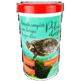 Alimento Completo Tortugas Agua Dulce 250 ml 75 grs