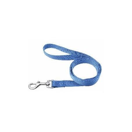 Correa en nylon azul (2,5x120cm)