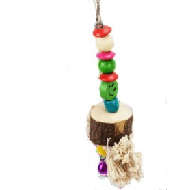 Juego 1 de madera - 11cm