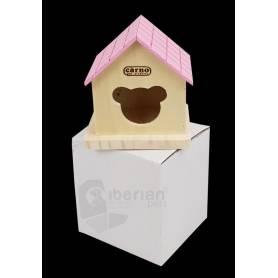 Casita en madera para Hamster 10,7x10x10,4cm