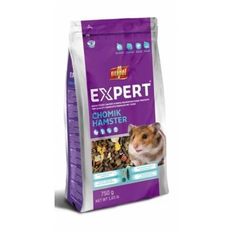 Expert - Alimento Completo para Hamster 750g