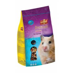 Premium - Alimento Completo para Hamster 900g