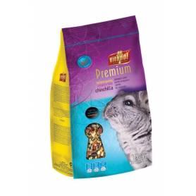 Premium - Alimento Completo para Chinchillas 750g