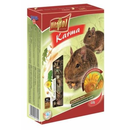 Karma - Alimento Completo para Degu 450g