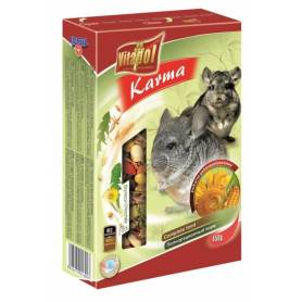 Karma - Alimento Completo para Chinchillas 450g