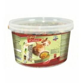Karma - Alimento Completo para Conejo Cubeta 2kg