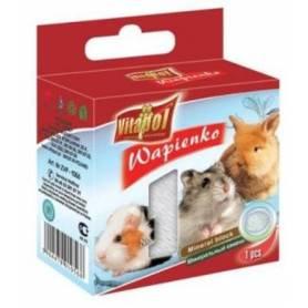 Karma Mineral - Bloque de Calcio Natural para Conejos y Roedores 40g