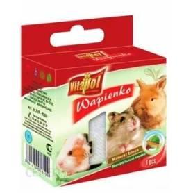 Karma Mineral - Bloque de Calcio con Vegetales para Conejos y Roedores 40g