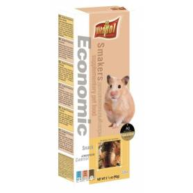 Economic Smakers® - Barritas para Hamster 2uds, 90g