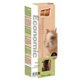 Economic Smakers® - Barritas para Conejos 2uds, 90g