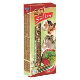 Smakers® - Barritas de Vegetales para Conejos y Roedores, 2uds, 90g
