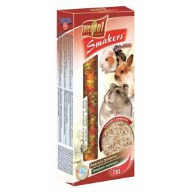 Smakers® - Barritas de Palomitas para Conejos y Roedores, 2uds, 90g