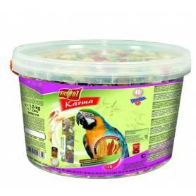 Karma - Alimento Completo para Loros Cubeta 1,5kg