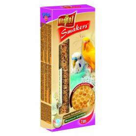 Smakers® - Barritas de Miel para Periquitos, 2uds, 90g