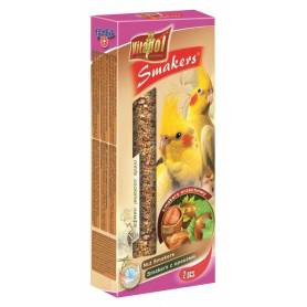 Smakers® - Barritas de Nuez para Ninfas, 2uds, 90g