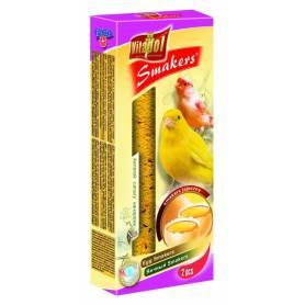 Smakers® - Barritas de Huevo para Canarios, 2uds, 50g