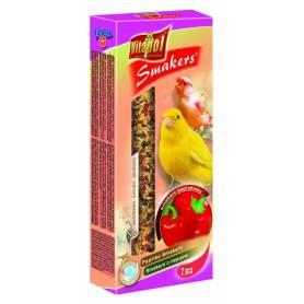 Smakers® - Barritas de Paprika para Canarios, 2uds, 60g