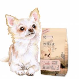 The Natural Impulse Dog Mini Chicken 12 kg
