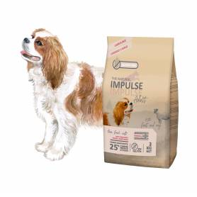 The Natural Impulse Dog Adult Lamb 12 kg