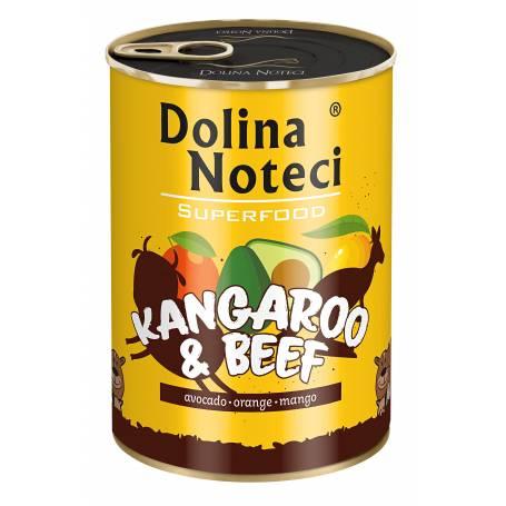 DNSF Canguro 40% & Buey 40% - 400g