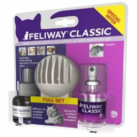 Feliway Kit de IniciaciÛn: Difusor + Spray 20ml