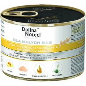 DN Junior Pollo 185gr