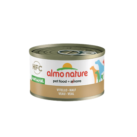AlmoNature Perro Ternera 95g