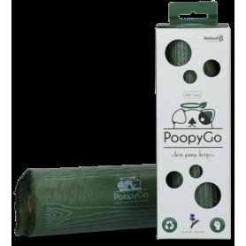 PoopyGo - Bolsas higiénicas Bio Lavanda 300 Bolsas