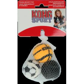 Kong Sport Balls Pelotas XS (3 unidades)