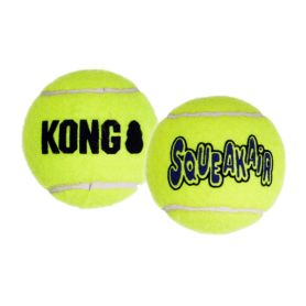 Kong Air Squeaker Tennis Ball M 6,3 cm 3 pcs.