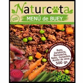 Menú de Buey Cocinado · 500gr