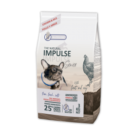 The Natural Impulse Dog Senior 3 kg