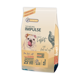 The Natural Impulse Dog Light 3 kg