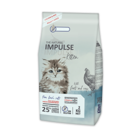 The Natural Impulse Kitten 2 kg