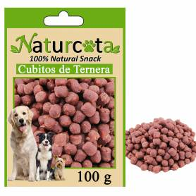 Cubitos de Ternera 100gr